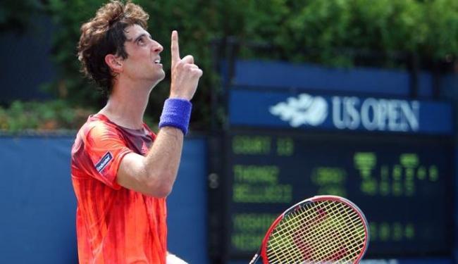 Bellucci, número 37 do mundo, vai duelar logo com um dos cabeças de chave do ATP 250 australiano - Foto: Jerry Lai | USA TODAY Sports