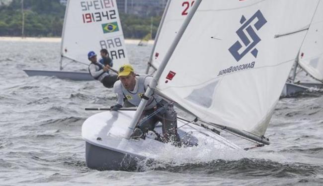 Cinco vezes medalhista olímpico, ele enfrentou alguns dos melhores velejadores do mundo - Foto: Fred Hoffmann   CBVela