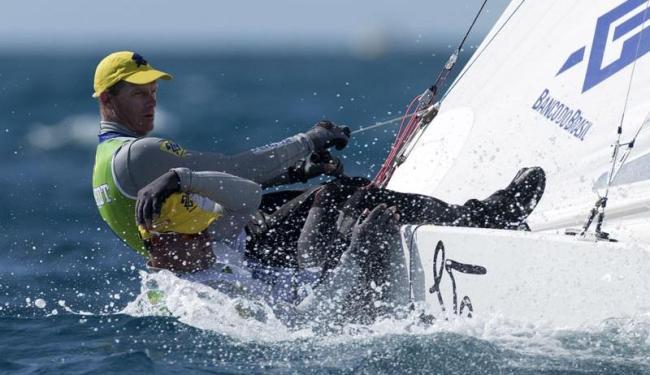O velejador mora na Itália e não disputava a competição desde 2013 - Foto: Gilles-Martin Raget | SSL | Divulgação