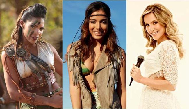 Vingadora vai fazer o show de abertura e Anitta e Claudia cantam com Xanddy - Foto: Divulgação