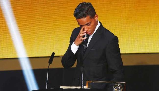 Brasileiro bateu Messi, entre outros jogadores, na premiação - Foto: Agência Reuters