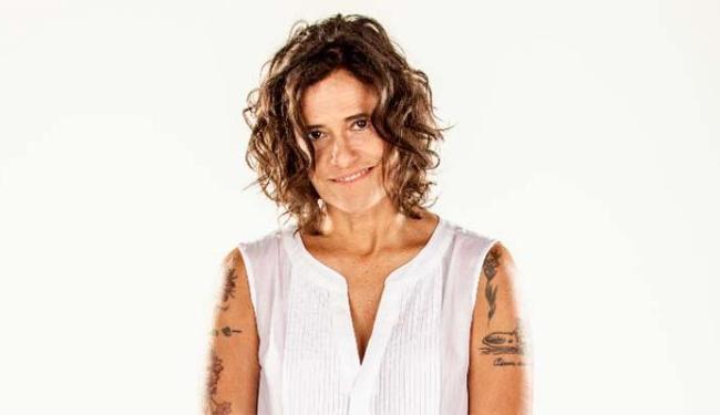 Zélia Duncan vai apresentar o show com canções de samba - Foto: Roberto Setton   Divulgação