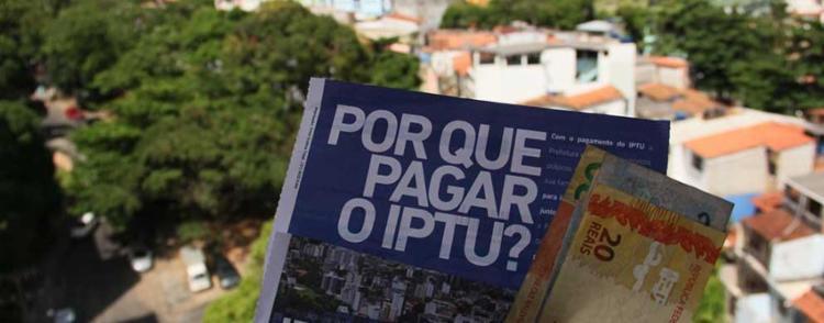 Crédito do Nota Salvador pode ser utilizado para quitar IPTU - Foto: Joa Souza | Ag. A TARDE