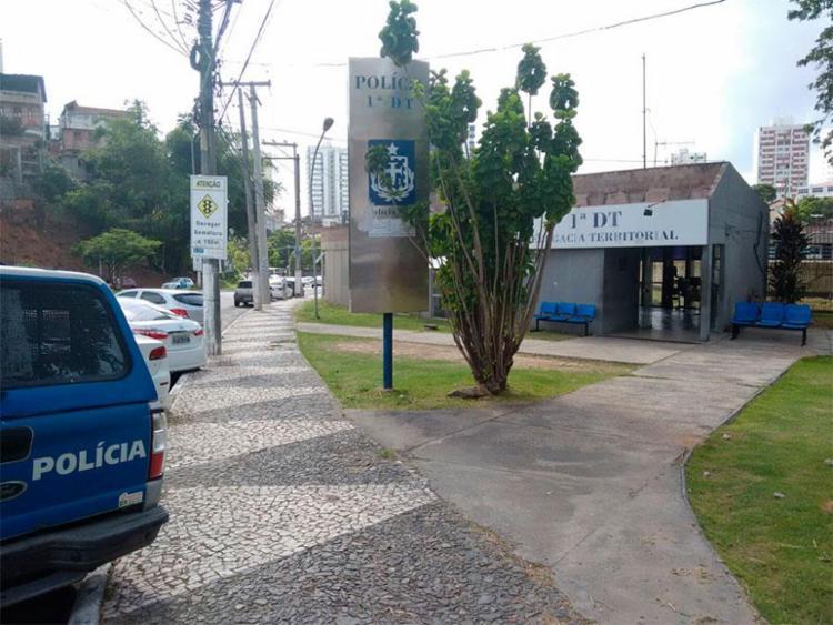 Caso deverá ser investigado pela 1ª DT dos Barris - Foto: Edilson Lima   Ag. A TARDE