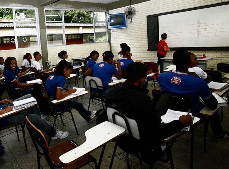 Professores vão receber entre R$ 800 e R$ 1.600 - Foto: Margarida Neide | Ag. A TARDE