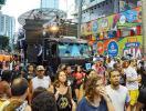 Baiana System arrasta multidão no Furdunço - Foto: Jefferson Peixoto l Max Haack l Agecom