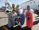 Mascarados de Maragogipe mantêm festa e tradição - Foto: Luiz Tito l Ag. A TARDE