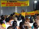 Professores iniciam greve na rede municipal de Feira - Foto: