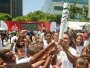 Revezamento olímpico vai percorrer 27 municípios baianos - Foto: | Ag. A TARDE