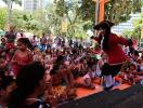Vila Infantil alegra gurizada no Campo Grande - Foto: Luciano da Matta   Ag. A TARDE
