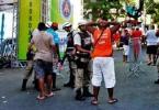 Governo registra aumento de 41% nas ocorrências na folia - Foto: Divulgação | Governo do Estado