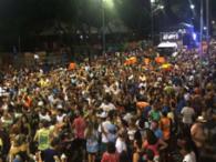 Grupo lotou a passarela oficial do carnaval - Foto: Iracema Chequer   Ag. A TARDE