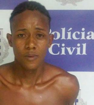 Acusado de matar catador de latas no circuito do Carnaval é preso em Saramandaia - Foto: Reprodução   Polícia Civil
