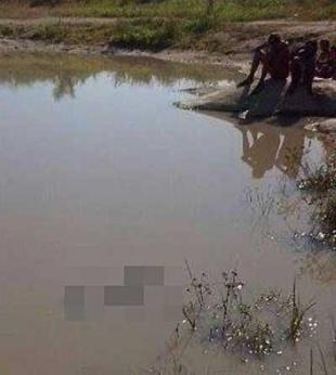 Corpos de jovens desaparecidas são achados boiando em lagoa - Foto: Site Calila Notícias