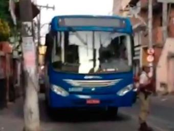 Crime ocorreu na rua Apolinário Santana - Foto: Reprodução | TV Bahia