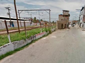 Feto foi encontrado dentro de bar em Periperi - Foto: Reprodução   Google Street View