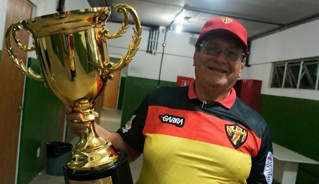 Ele estava hospitalizado no Hospital São Rafael desde 22 de janeiro - Foto: Reprodução | Catuense Futebol