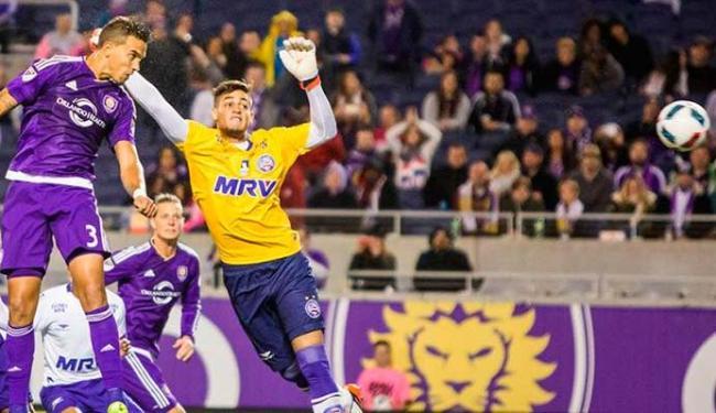 Jean sai mal do gol e o Orlando City marca mais um tento - Foto: Orlando City | Site Oficial