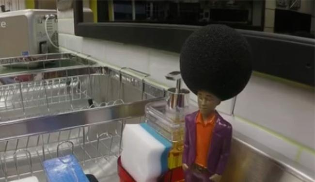 O motivo seria uma esponja usada no reality Big Brother Brasil 16 - Foto: Reprodução | Tv Globo