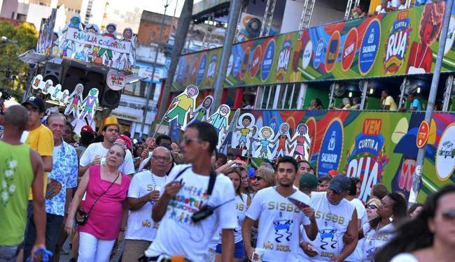 Minitrio Família Colorida passando pelo Campo Grande - Foto: Max Haack | Agecom