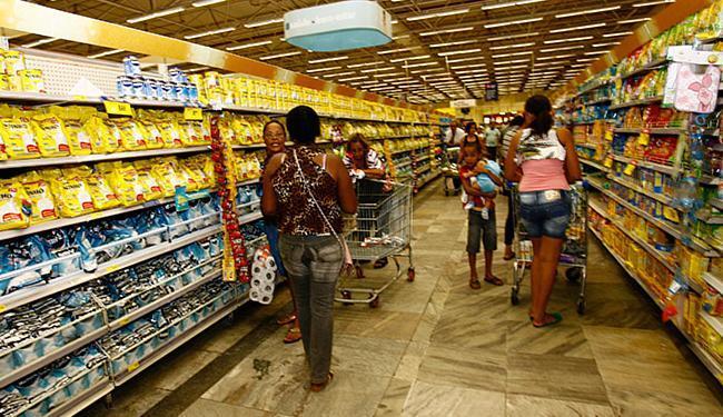 Segundo o Dieese, todos os alimentos essenciais ficaram mais caros em janeiro - Foto: Margarida Neide   Ag. A TARDE