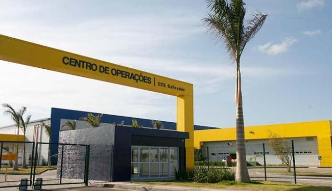 Novo prédio dos Correios, no km-24 da Via Parafuso - Foto: Mila Cordeiro   Ag. A TARDE