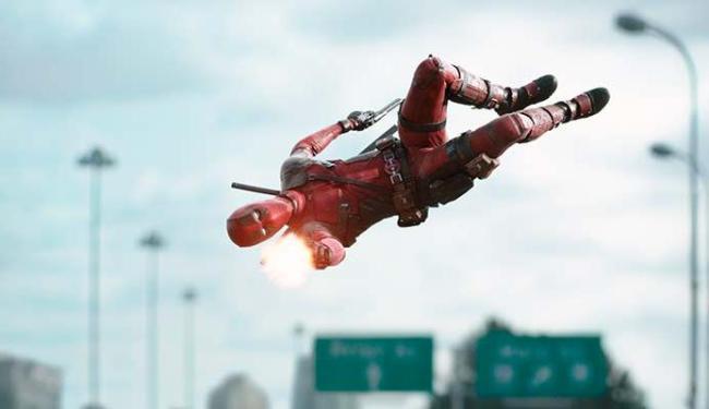 Deadpool tem adaptação fiel ao estilo anárquico das HQs - Foto: Divulgação