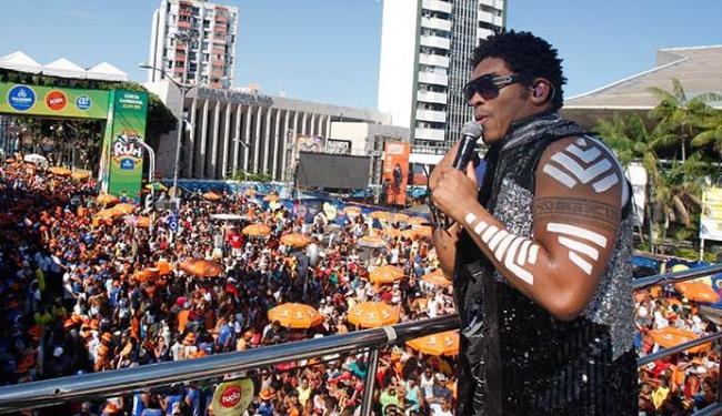 Deny vai comandar a ressada da Timbalada - Foto: Lúcio Távora   Ag. A TARDE