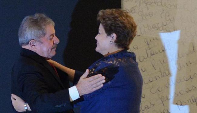 O ex-presidente se queixou com amigos, nos últimos dias, sobre Dilma Rousseff - Foto: Agência Brasil