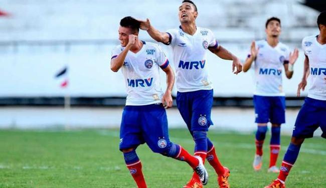 Bahia arranca vitória em Recife na estreia no Nordestão - Foto: Marlon Costa/Futura Press/Folhapress