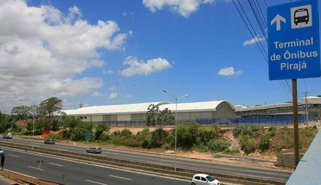 Terminal está integrado ao metrô de Salvador - Foto: Adilson Venegeroles | Ag. A TARDE