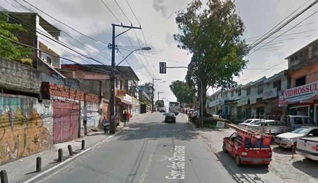 Apenas uma das faixas da via ficará fechada a partir das 15h do sábado, 20 - Foto: Reprodução   Street View