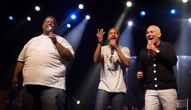 Ex-vocalistas do Exaltasamba vão relembrar sucessos da banda - Foto: Divulgação