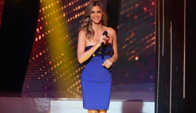 Fernanda Lima diz que já passou da fase de posar nua - Foto: Isabella Pinheiro | Globo
