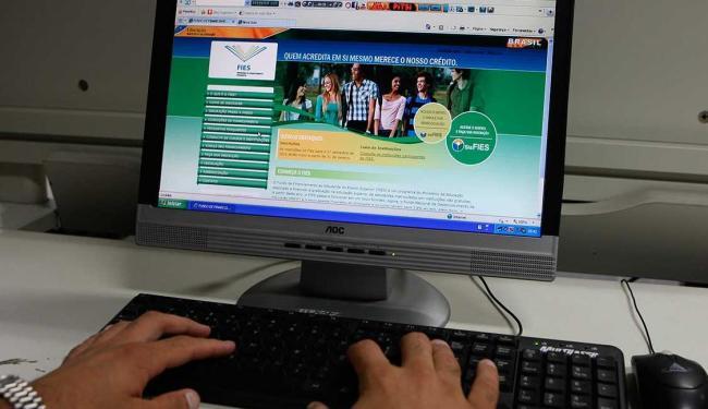 Neste semestre, o Fies oferece 250.279 vagas em 1.337 instituições de educação superior - Foto: Margarida Neide | Ag. A TARDE