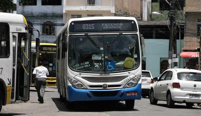 Fim de linha não tem previsão de volta no bairro - Foto: Edilson Lima   Ag. A Tarde