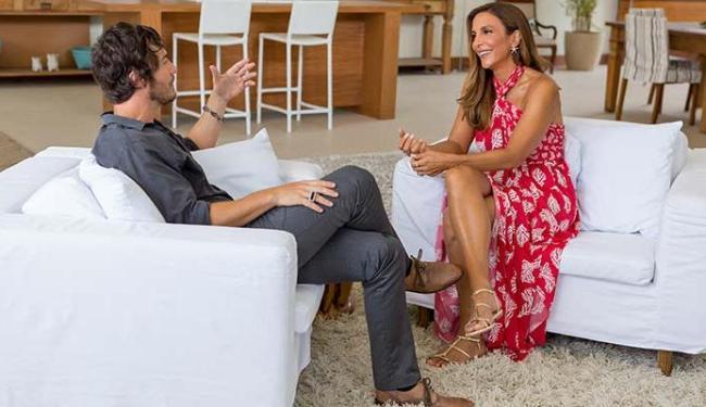 Gabriel Braga Nunes é o primeiro entrevistado - Foto: Rafa Matte   Divulgação