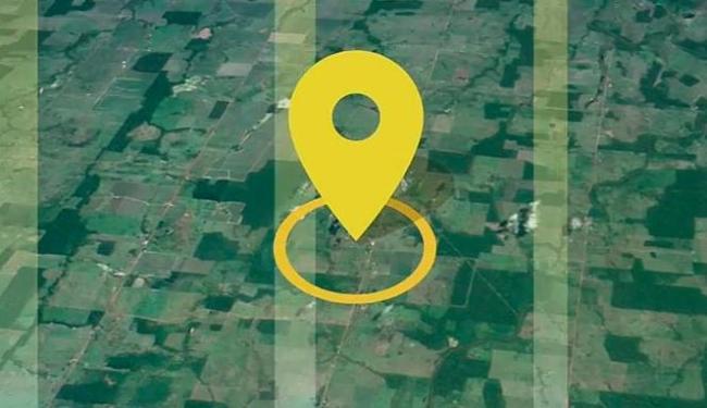 Tela do GeoMapa - Foto: Reprodução | YouTube