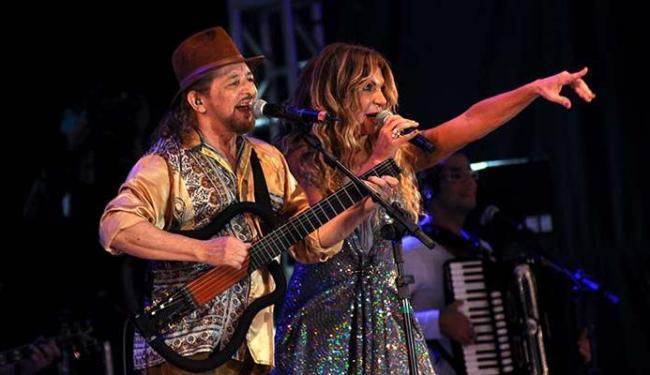 Geraldo Azevedo e Elba vão se apresentar juntos no TCA - Foto: Beto Filgueroa | Divulgação