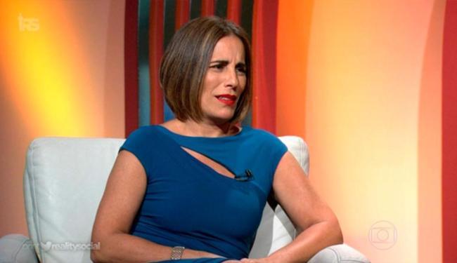 Em diversos momentos, a atriz mostrou não conhecer os indicados - Foto: Reprodução | TV Globo
