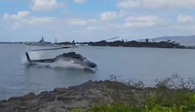 Cinco pessoas estavam na aeronave no momento do acidente - Foto: Reprodução   Youtube