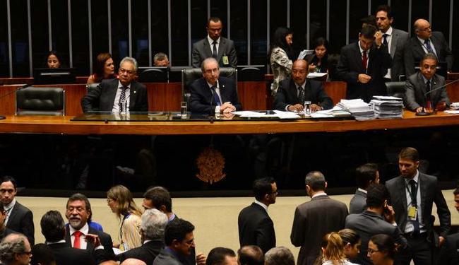 Hugo Motta (PB) foi para a disputa com apoio irrestrito do presidente da Câmara, Eduardo Cunha - Foto: Agência Brasil