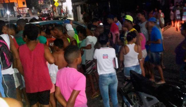Triplo homicídio assustou moradores do São João do Cabrito - Foto: Cidadão Repórter | Via WhatsApp
