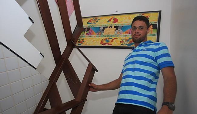 Ivan busca crédito para financiar um apartamento - Foto: Joá Souza l Ag. A TARDE