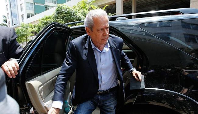 Ex-ministro ainda tem 7 anos e 11 meses de pena para cumprir - Foto: Dida Sampaio | Estadão Conteúdo