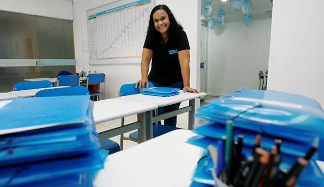 Franqueada do Kumon, Maria Cecília investiu em ampliação - Foto: MIla Cordeiro | Ag. A TARDE