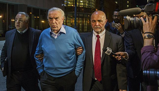 Marin aguardará julgamento em prisão domiciliar de luxo - Foto: Lucas Jackson l Reuters