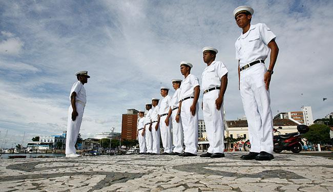 Quem vencer o concurso vai passar por um curso de formação para se tornar Marinheiro - Foto: Fernando Amorim   Ag. A Tarde