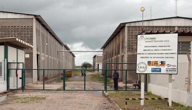 A biofábrica fica em Juazeiro - Foto: Edmar Melo | Ag. A TARDE | 30.03.2005