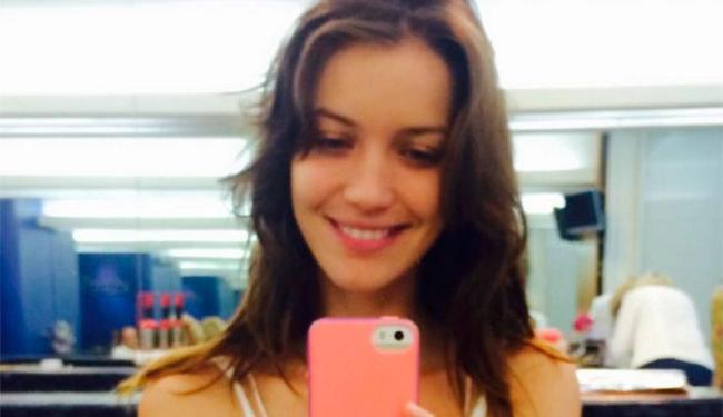Nathalia Dill fez suspense antes de mostrar o resultado - Foto: Reprodução   Instagram